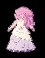 Rose Quartz by OuijaPaw