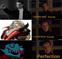 the best  dracula meme