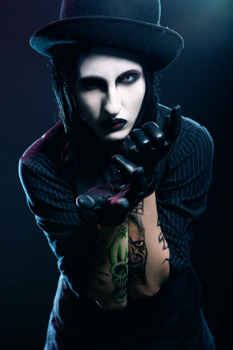 Marilyn Manson Cosplay