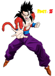 Gohan Super Saiyan 4