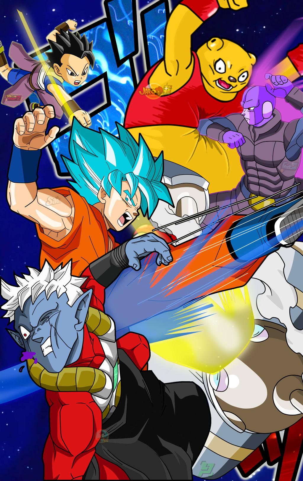 Dragon Ball Heroes Poster