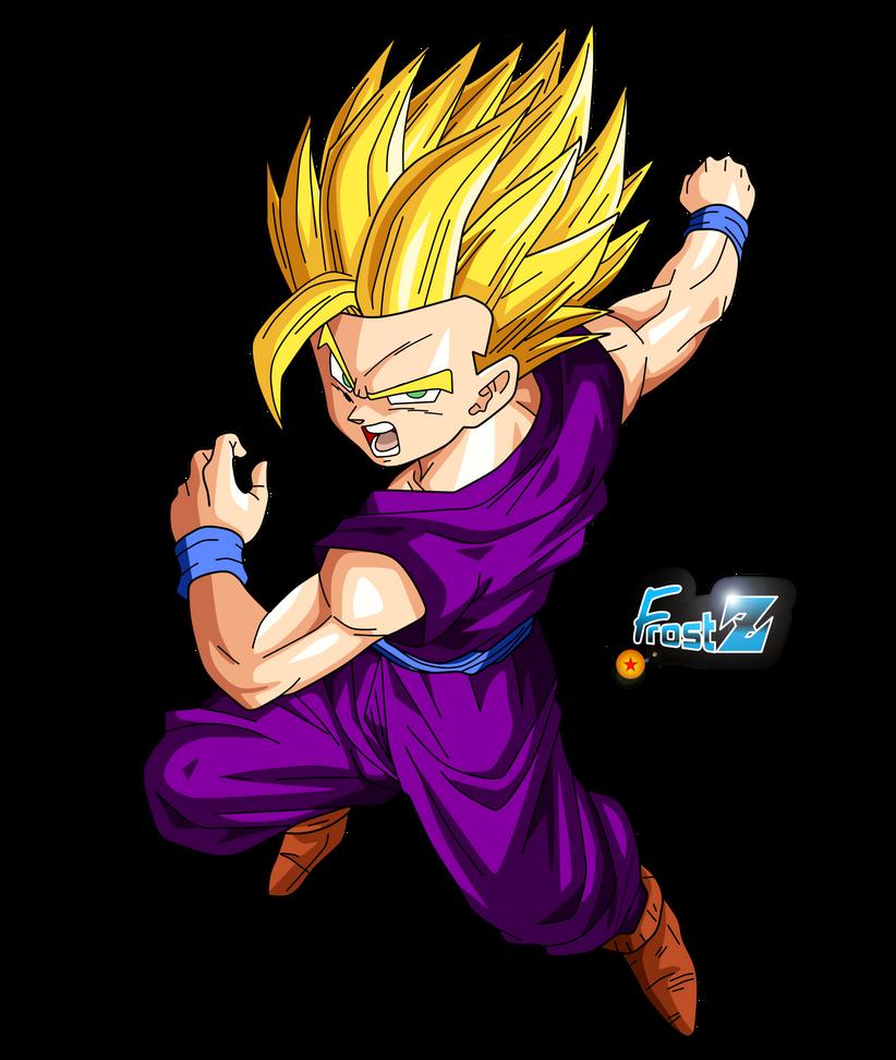 Goku vs teen gohan fuck? What