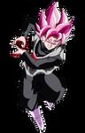 Goku Black Super Saiyan Rose #2