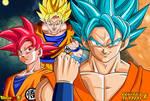 Son Goku Wallpaper