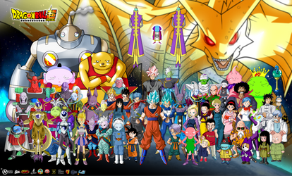 Dragon Ball Super Poster 2016