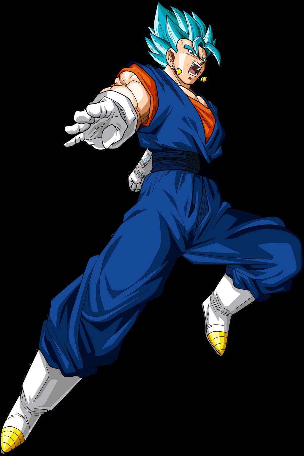 Goku vegeta on dbzsaiyetica deviantart - Dragon ball vegeto ...