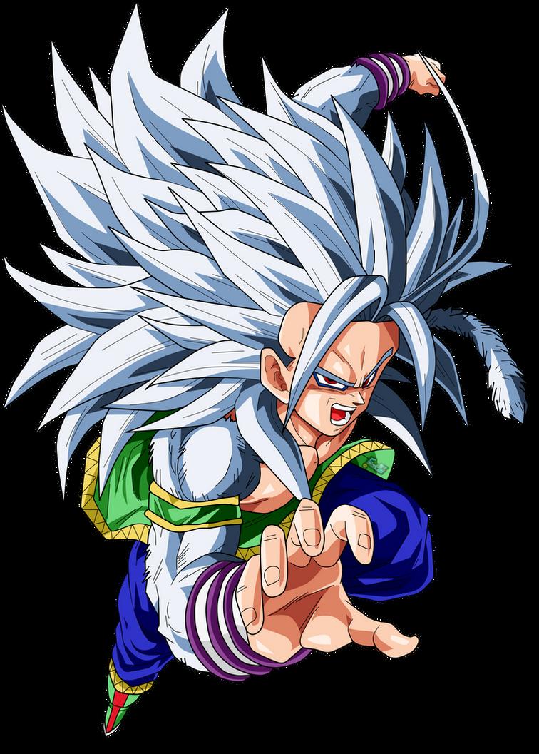 Goku super saiyan 5 by chronofz on deviantart - Goku super sayan 5 ...