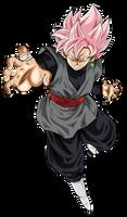 Goku Black Super Saiyan Rose #3