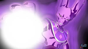 Lord Beerus (Poster)