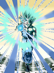 Gohan Super Saiyan 2 (Kamehameha)