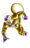 Golden Freezer - Universe Survival by ChronoFz