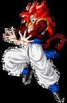 Gogeta Super Saiyan 4