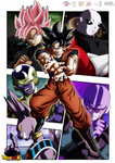 Dragon Ball Super - Poster