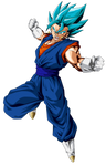 Vegito Super Saiyan Blue