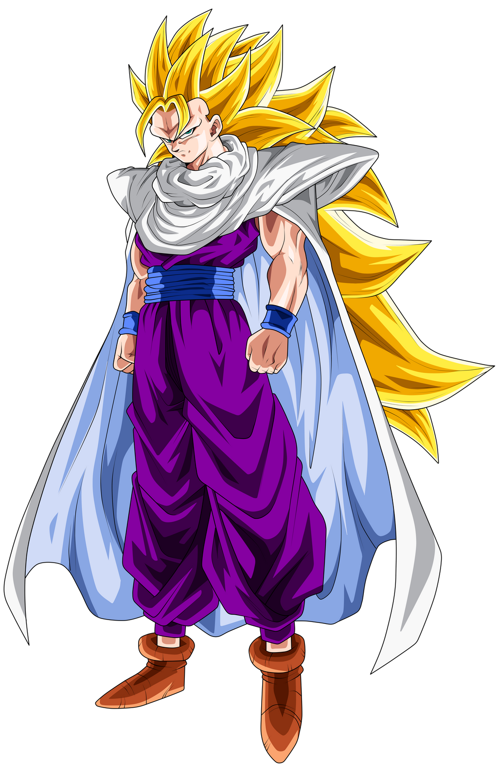 Super saiyan god mystic white gohan by ruga rell on deviantart gohan super saiyan 3 special 700 watchers by chronofz gohanks super dragon ball thecheapjerseys Image collections