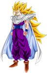 Gohan Super Saiyan 3 - Special 700 Watchers