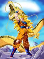 The Last Hope - Son Goku Dragon Fist