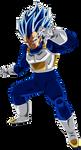 Vegeta Super Saiyan Blue Evolution
