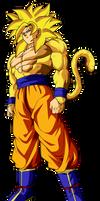Goku Super Saiyan Mystic 4