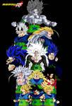 Dragon Ball AF - Son Goku