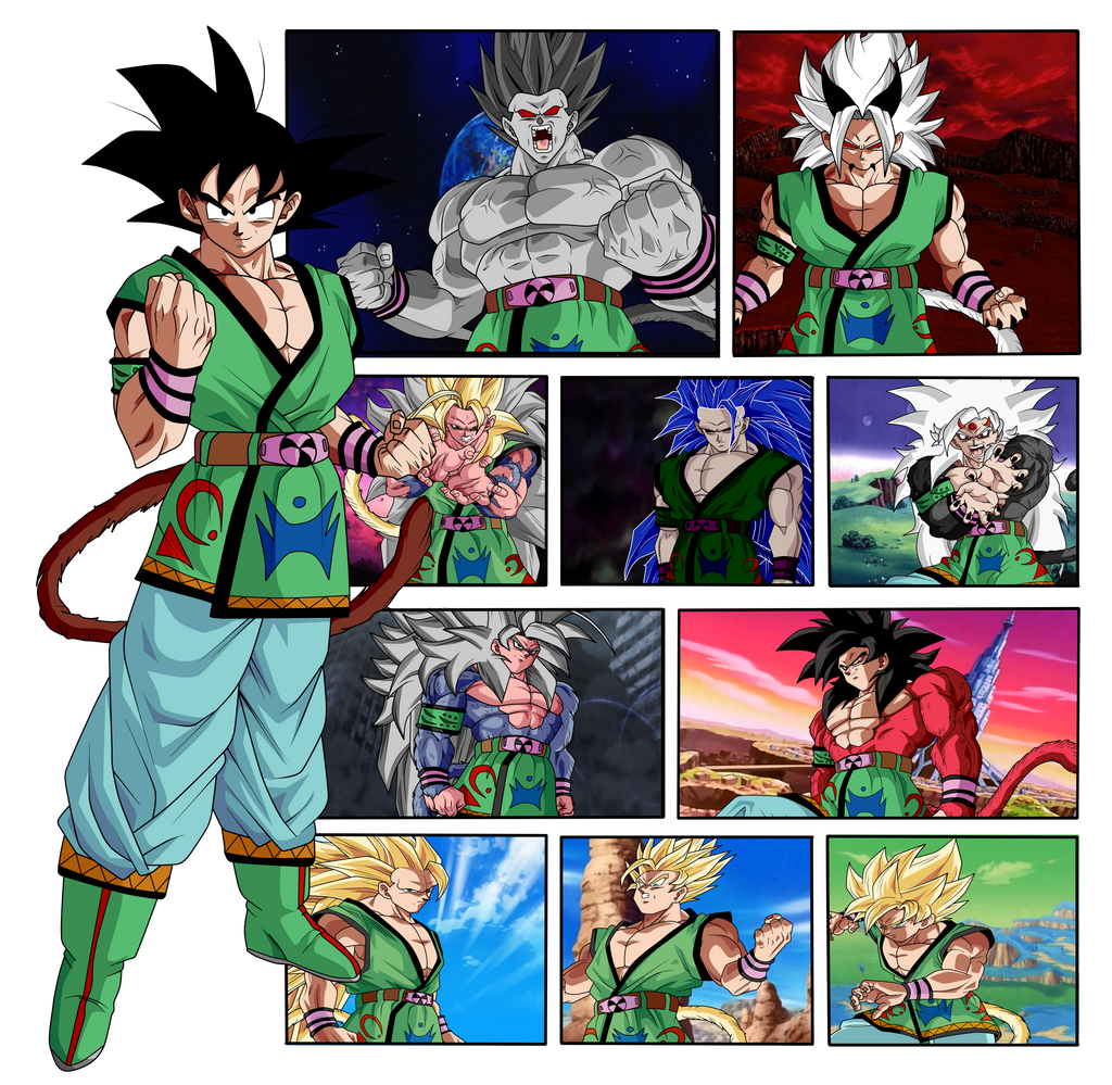 Son Goku (Dragon Ball AF)