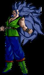 Goku Super Saiyan 7