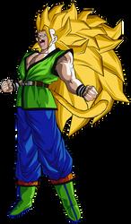 Goku AF Super Saiyan 3