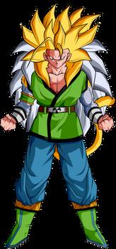Goku Super Saiyan 8