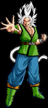Goku Super Saiyan 9