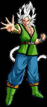 Goku Super Saiyan 9 V2