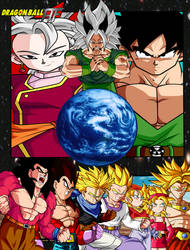 Dragon Ball AF - Xicor/Zaiko saga