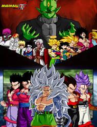 Dragon Ball AF - Kaarat saga