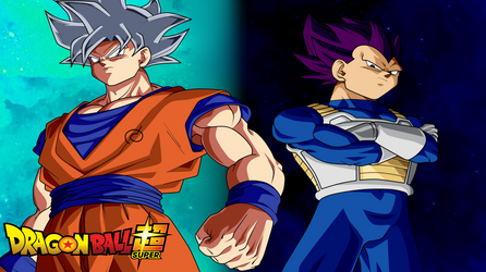 Dragon Ball Super: Goku Y Vegeta