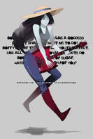 marceline - i'm just your problem by chuwenjie