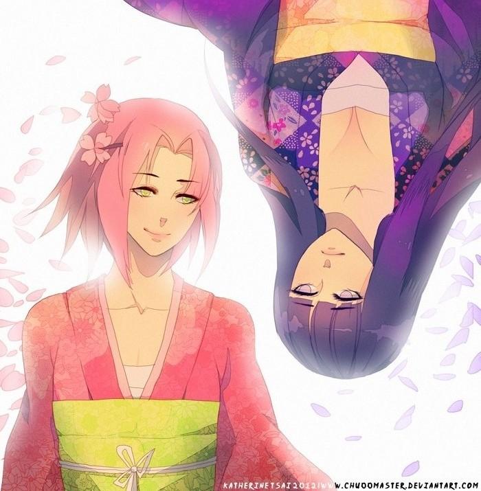 sakuhina kimono by chuwenjie