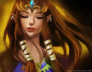 Zelda by chuwenjie