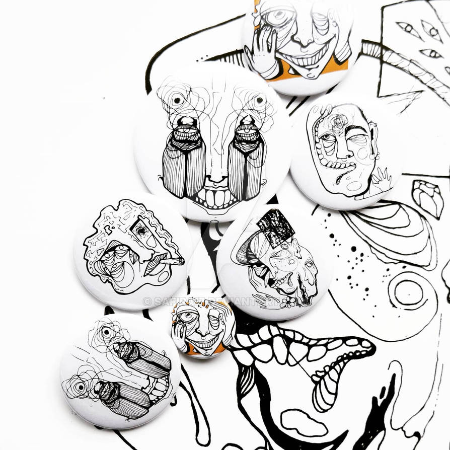 Chaos badges