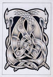 Celtic beast2 tattoo