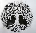 Celtic tree of life 1