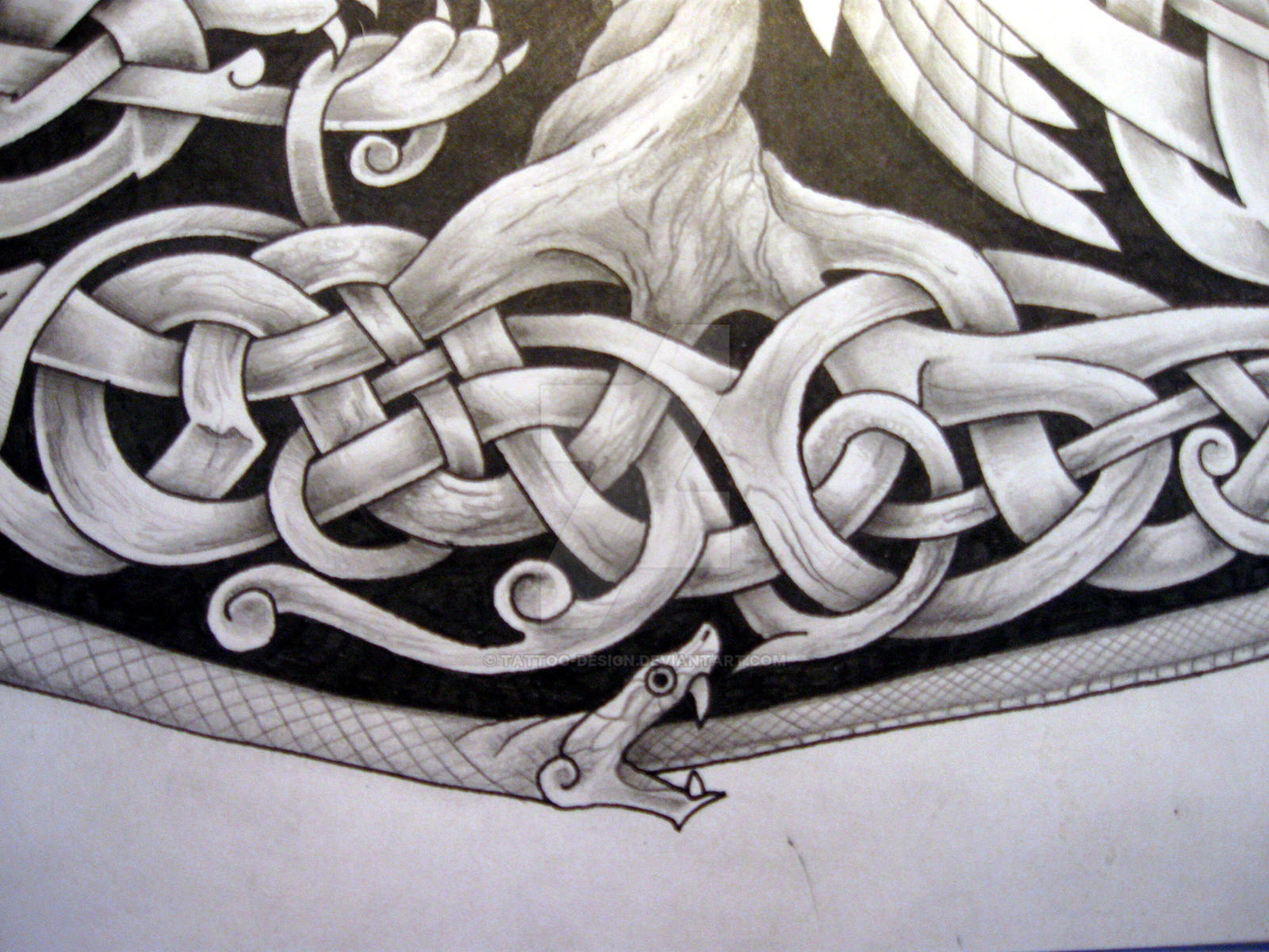 the gallery for norwegian viking tattoo designs. Black Bedroom Furniture Sets. Home Design Ideas