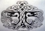 Celtic Tattoo design m1