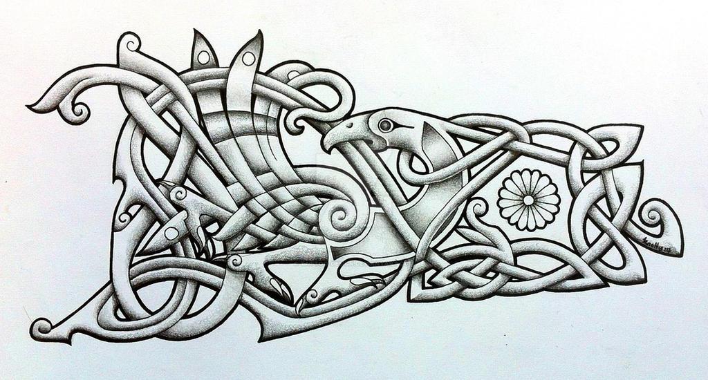 Yatagarasu by Tattoo-Design