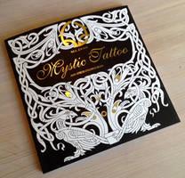 Mystic Tattoo colouring - Tattoo design book