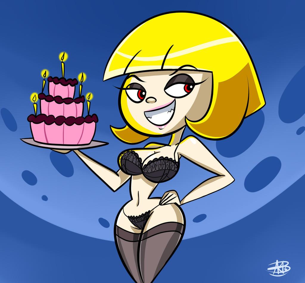 Happy Birthday to Generationm by AKB-DrawsStuff