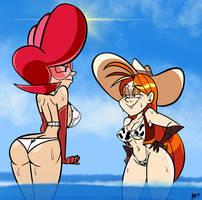 Cowgirl vs Spacegirl: Summer Edition 2nd Ver