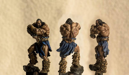 barbarian Dude 2 by ROCCO007