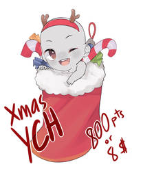 Cheap Xmas Ych Closed