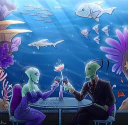 Collab - Enjoying your date so far?