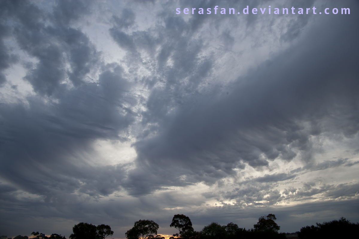 eye of the impending storm by serasfan