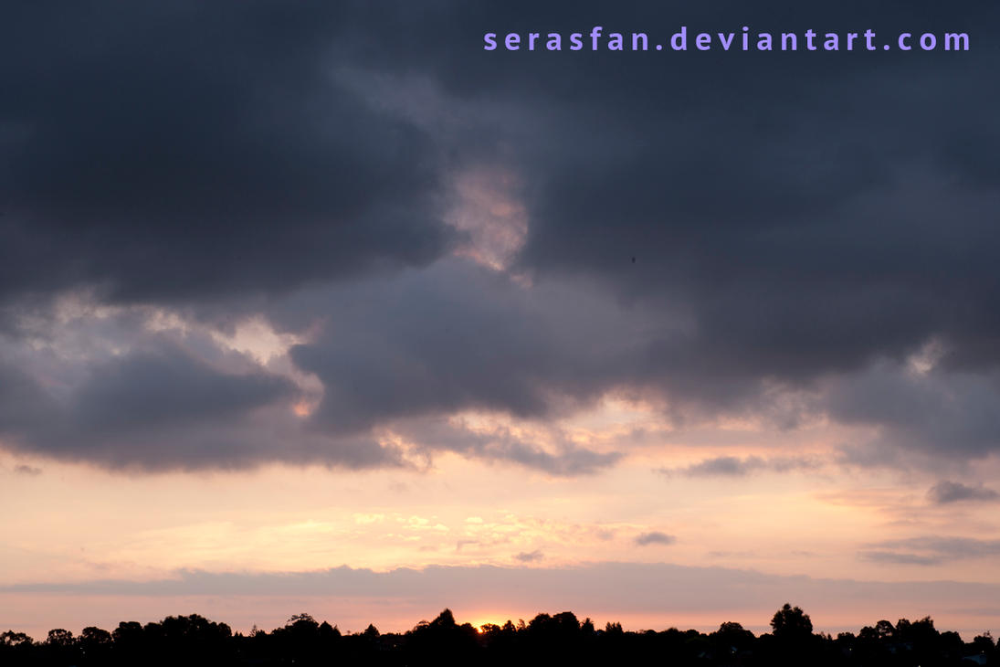 a lava sky by serasfan